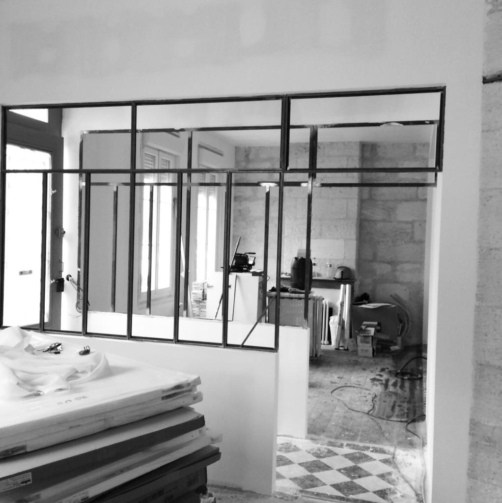 verri re d 39 int rieur et verri re d 39 atelier d 39 artiste sur mesure et. Black Bedroom Furniture Sets. Home Design Ideas